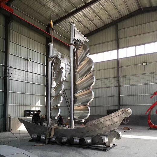 湖北大型不锈钢雕塑生产厂家