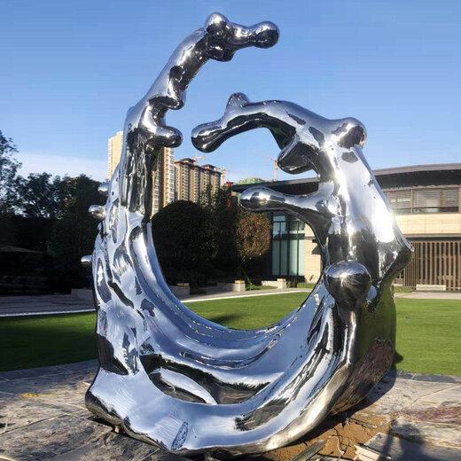 福建大型不锈钢雕塑造价