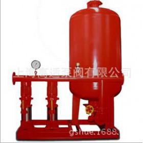 消防增压稳压供水成套设备无负压不锈钢消防成套供水设备