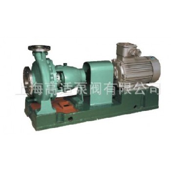 IHF型氟塑料離心泵加壓增壓管道離心泵便拆節能管道離心泵