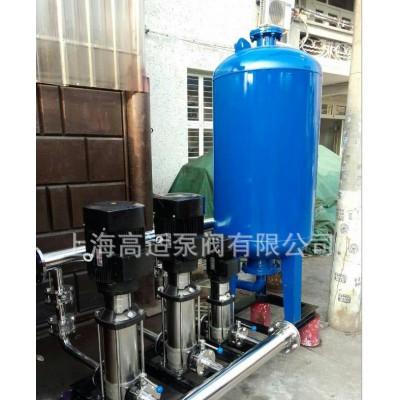 高效不锈钢智能二次供水设备节能管网叠压二次恒压供水设备