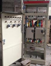 厂家直销15-45kW一控二双软启动控制柜图片