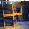 电梯安全门人货梯安全防护门井口防护厂区防护网
