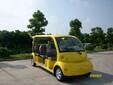 银川金水园8座电动观光车,四轮电动车厂家价格