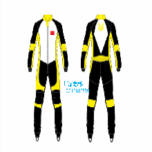 廠家定制個性化跳傘服飛行服滑翔服單人跳傘服圖片