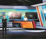 高清虚拟演播室4K虚拟演播室系统建设图片