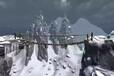 高端展览设备雪山吊桥VR系列恐龙模型出租