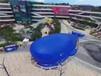 安徽地区大型鲸鱼岛雨屋设备VR现货雪山吊桥天地行出租