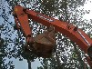 工地停工,二手挖掘機斗山220-7低價出售