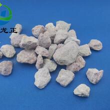 广西沸石滤料印刷厂水处理专用沸石厂家图片