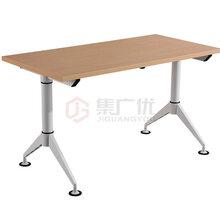 批发电脑桌折叠培训桌固定培训桌办公桌会议台员工台