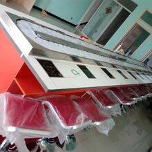 山东回转火锅设备旋转火锅加盟提供6种底料12种蘸料