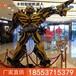 大黄蜂机器人图片,表演