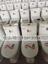 广东连体马桶抗菌纳米智洁釉大口径欧派卫浴厂家图片