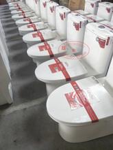 广东马桶厂家生产基地防堵防塞一次冲水马桶图片