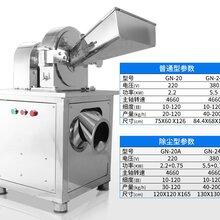 上海工厂直发电子化工材料304不锈钢工业粉碎机