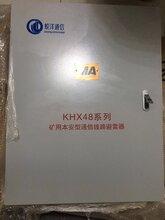 KHX48系列矿用通信线缆防雷箱图片