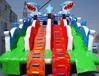 新款充气城堡滑梯大型室外淘气堡蹦蹦床户外儿童乐园玩具厂家直销