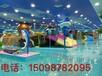 儿童水上乐园滑梯游泳池馆喷水组合滑梯大型户外室内戏水玩具设备