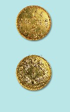 袁大頭簽字版什么樣的值錢雙旗幣有價值嗎圖片