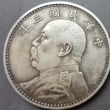 连云港古钱币怎么出手?袁世凯银元怎么出手图片