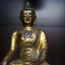 清代铜佛像现金交易成交记录有哪些图片