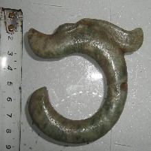 C形玉猪龙的鉴赏与收藏图片