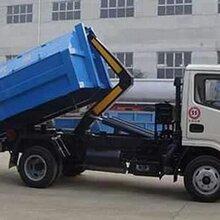 国五8方东风145勾(拉)臂式垃圾车厂家直销