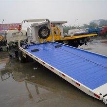 国五江淮潍柴130马力板长5.6米一拖二清障车
