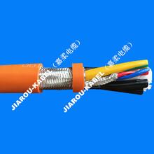 伺服电缆伺服系统动力电缆