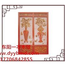 木刻工艺品仿古门窗厂家仿古门窗定制东阳市一本木雕