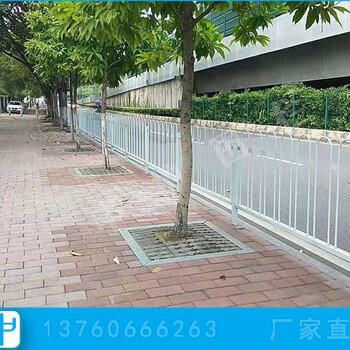 云浮公园市政护栏维护甲型护栏乙型护栏区别道路栏杆