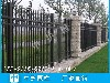 鐵藝柵欄圖片大全湛江新廠區圍墻護欄安裝不用柱子鋅鋼欄桿