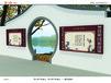 山西晋城宣传栏阅报栏广告灯箱广告牌标示标牌江苏兴邦供应