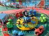 夏日必備激戰鯊魚島水上游樂設施華藝游樂兒童游樂設備