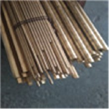 现货H62铜棒六角铜棒国标黄铜棒材