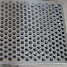 不锈钢圆孔板穿孔板洞洞板板厚1.0mmx孔5mm冲孔板图片