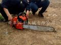 快速耐用挖树机大马力汽油挖树机图片