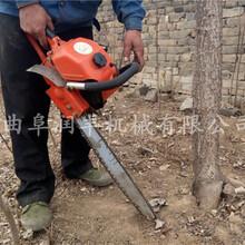 轻便式手提挖树机便携高效率移树机挖树机厂家直销图片