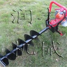 植树用挖坑机大功率冰上钻眼机挖坑机规格图片