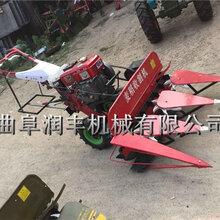 供应手扶式割晒机芦苇牧草收割机优质自走式小型收割机