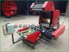 青绿饲草打捆机营养成分高的打捆包膜机供货及时包膜机