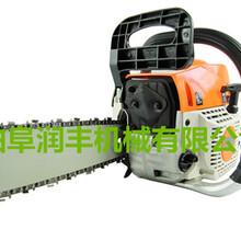 质优价廉砍树机小型好启动汽油伐木锯图片