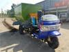 牛場快速喂料車柴油5立方拋料車羊場多功能飼喂機械