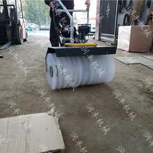 工厂道路小区厂房扫雪机手推式汽油抛雪机图片