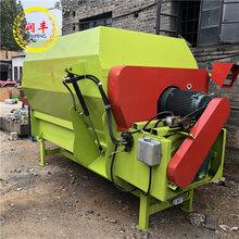 奶牛场全日粮混合搅拌机tmr牵引式双轴混料机图片