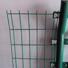 专业护栏网生产厂家专业提供河南洛阳光伏发电厂用围网双边丝现货供应