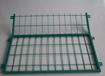 铁路框架护栏网价格又称边框式防攀焊接网
