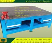 模房钳工模具工作桌图片