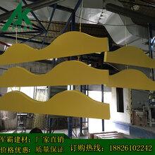 中国出品-木纹造型拉弯铝方通/弧形铝方通-中国央视网图片